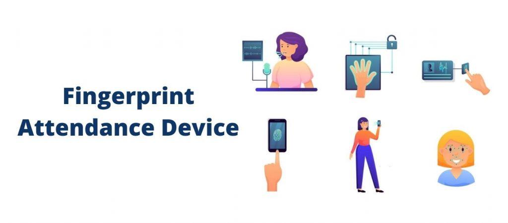 Fingerprint Attendance Device